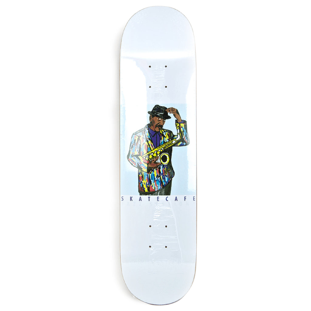 Skateboard Cafe Ornette Jacket Skateboard Deck