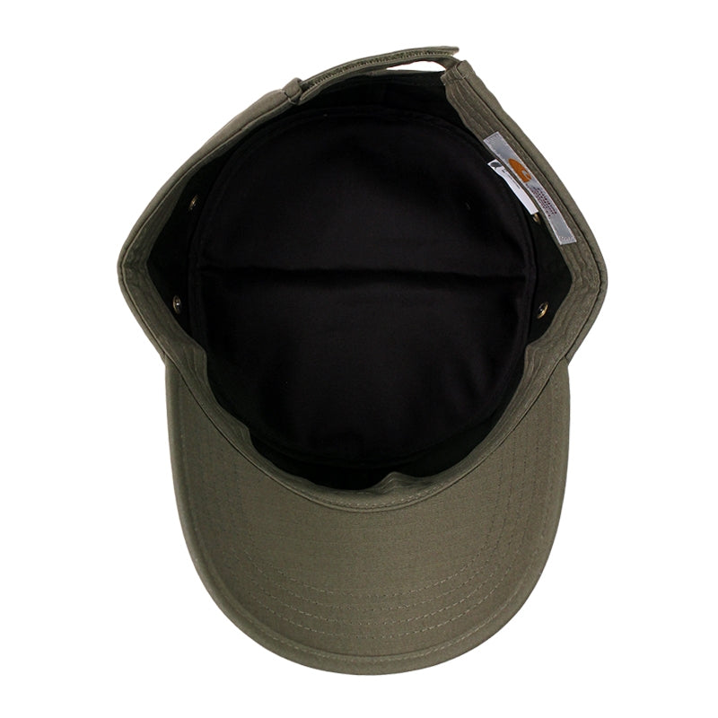 Carhartt WIP Army Cap in Leaf - Inside