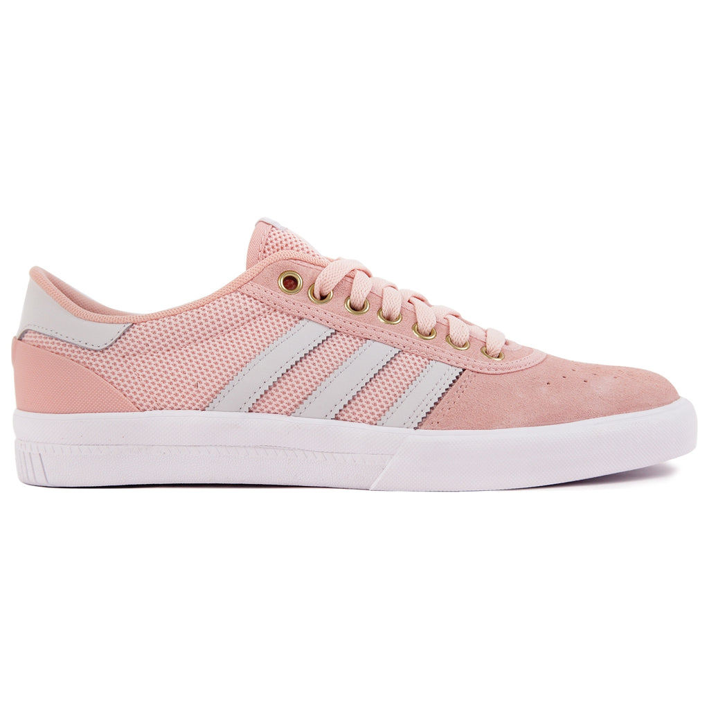 Adidas Lucas Premiere Shoes in Vapour Pink / Grey / Footwear White