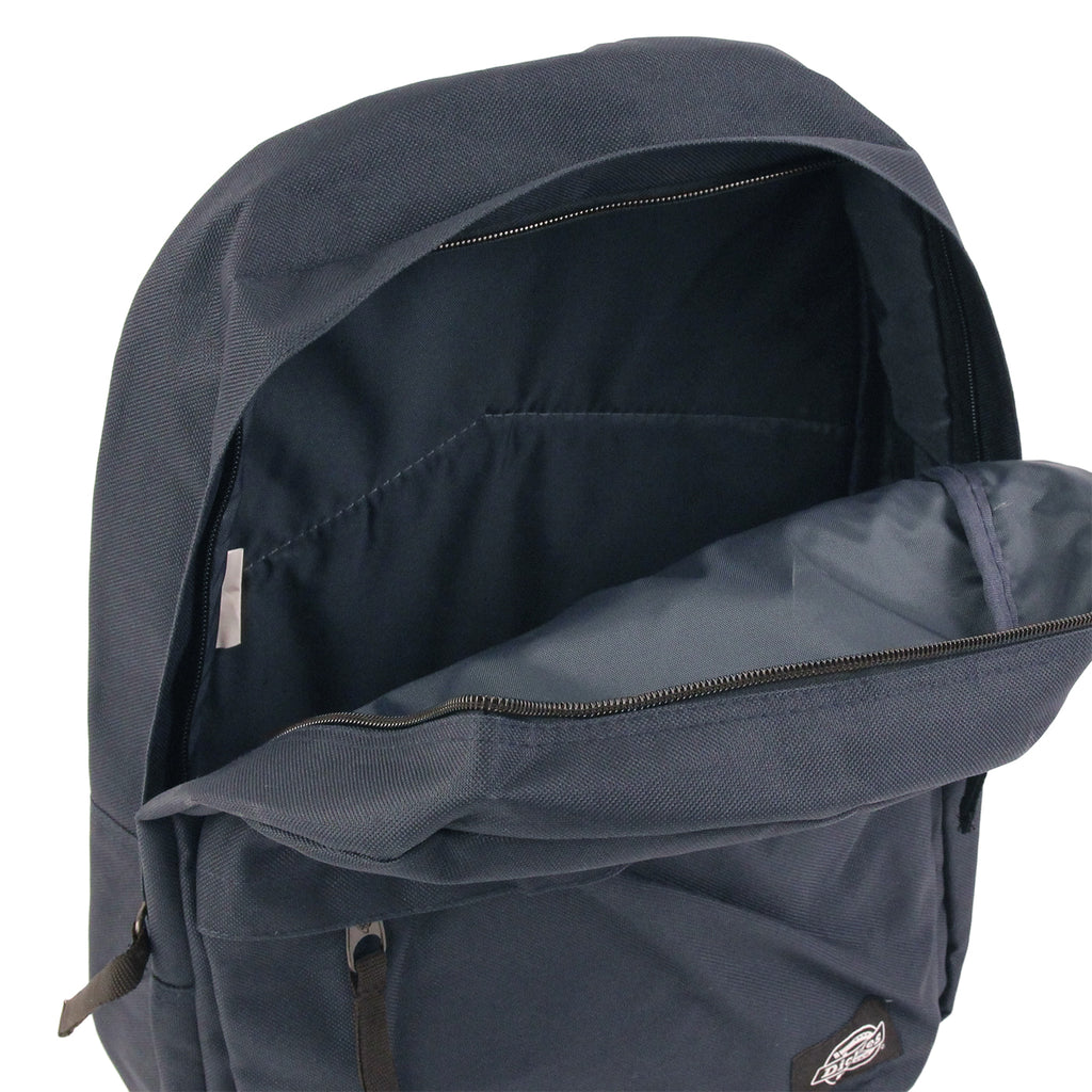 Dickies Indianapolis Backpack in Dark Navy - Open
