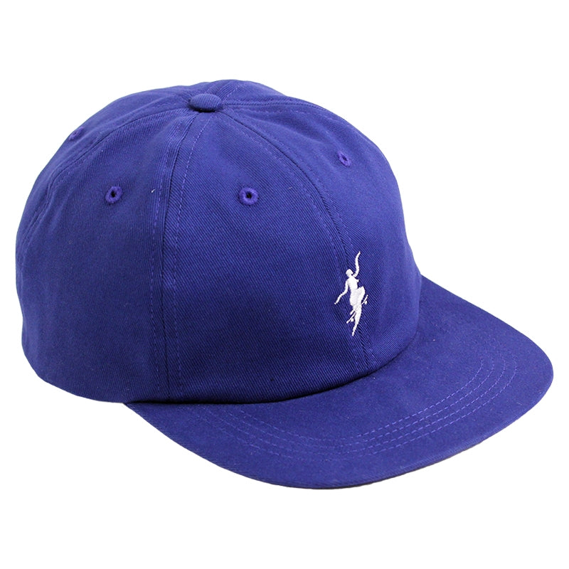Polar Skate Co No Comply Cap in Royal Blue