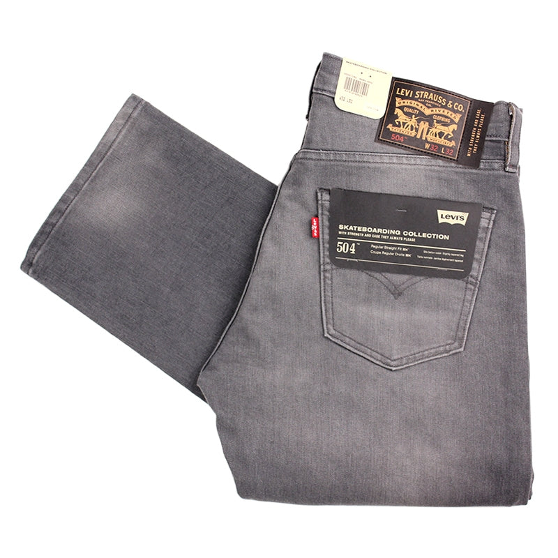 Levi's Skateboarding Collection 504 Straight Jeans in Slappy