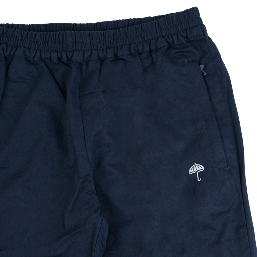 Helas Classic Sport Chino Pant in Navy - Detail