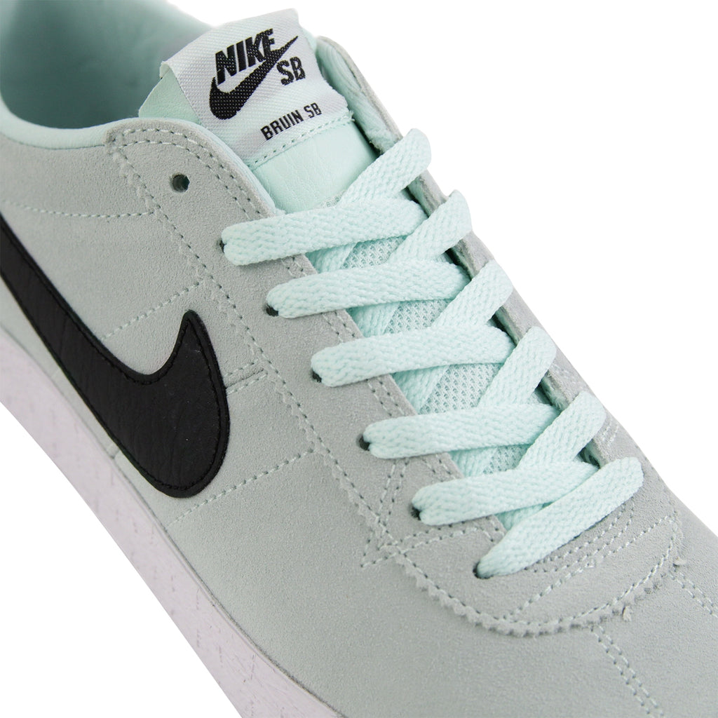 hot sale online fedf4 28a26 Nike SB Bruin Premium SE Shoes in Barely Green   Black - White - Detail
