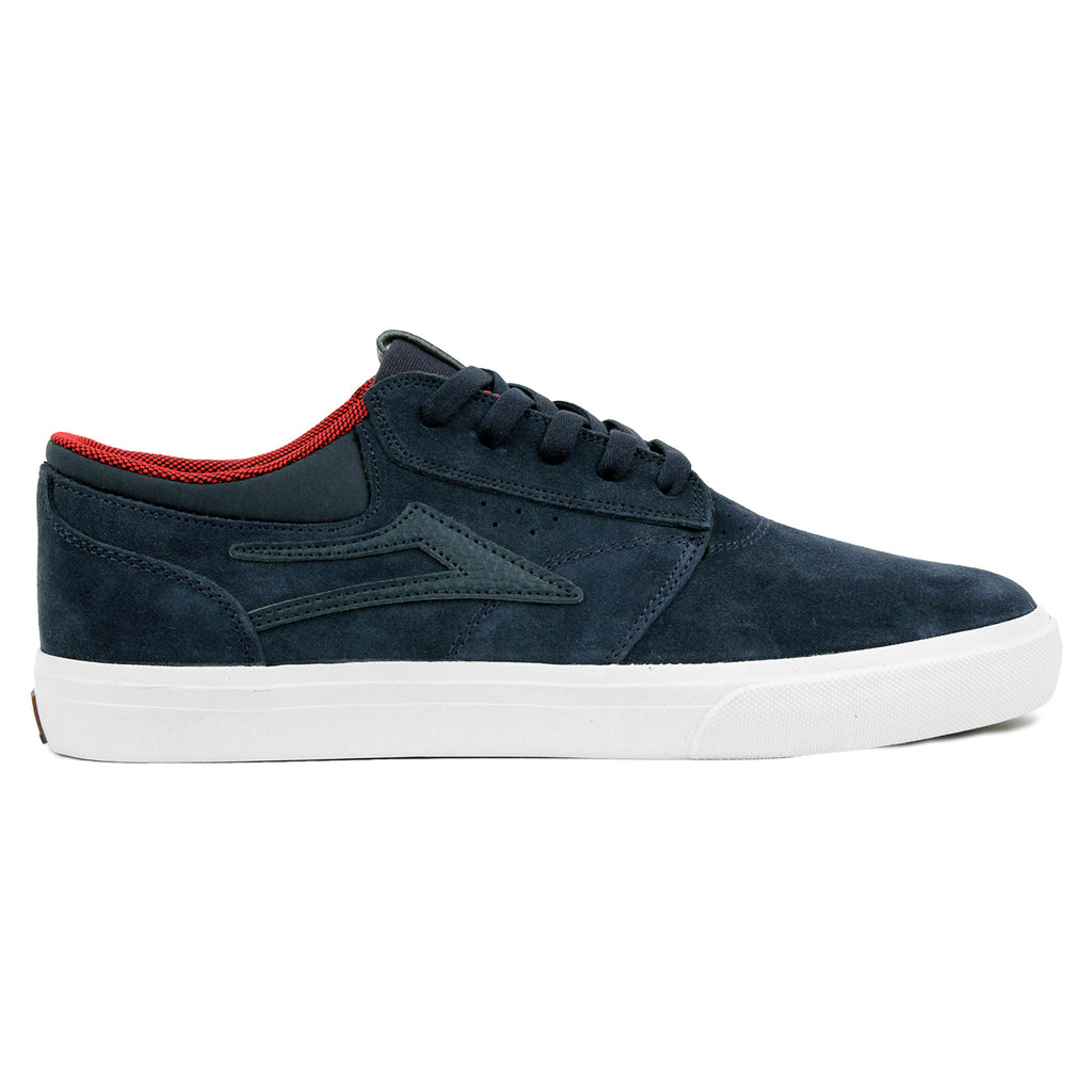 Lakai Griffin Suede Shoes in Midnight