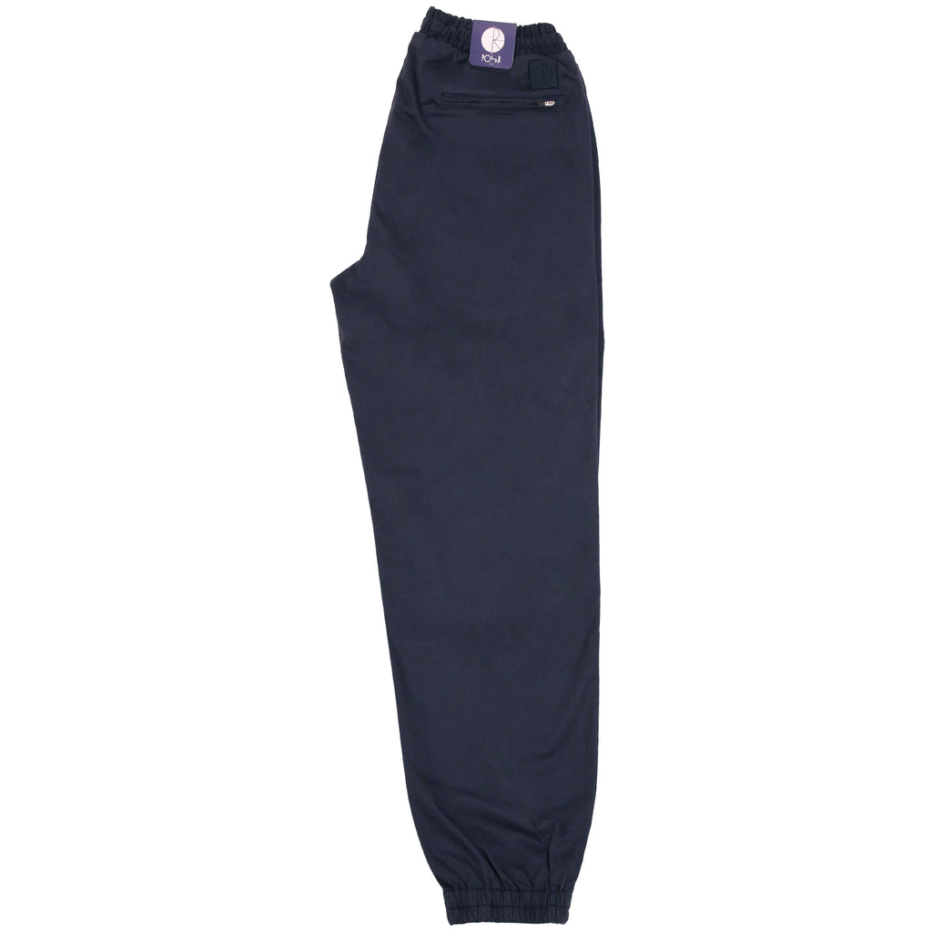 Polar Skate Co Sweatpant Chinos in Navy - Leg