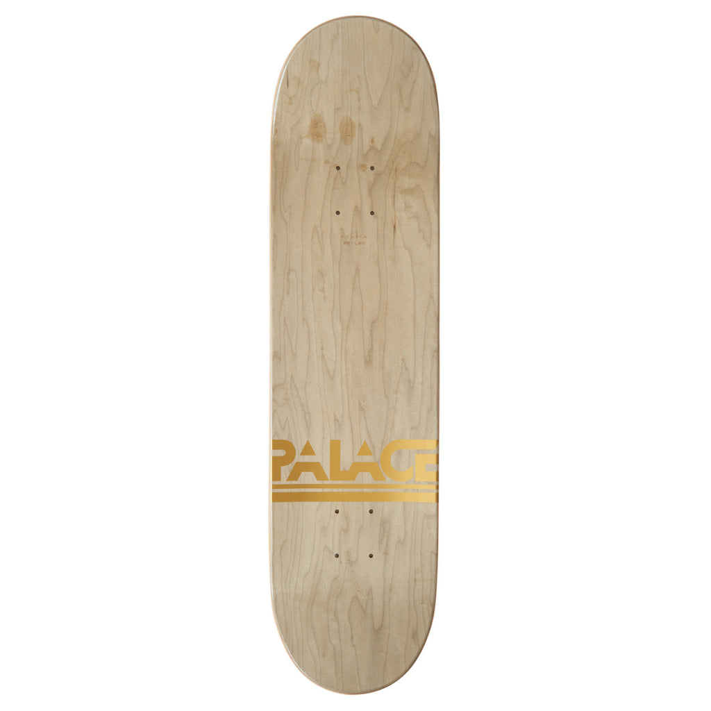 "Palace Gold GTI Deck in 8.1"" - Top"