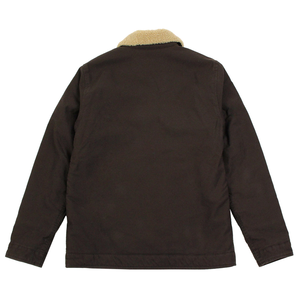 Carhartt Sheffield Jacket in Blackforest - Back