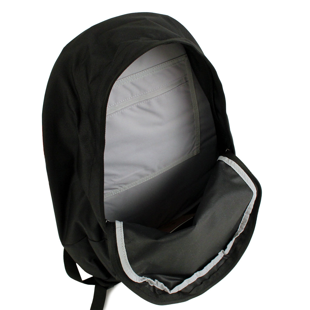 Nike SB Piedmont Backpack in Black - Inside