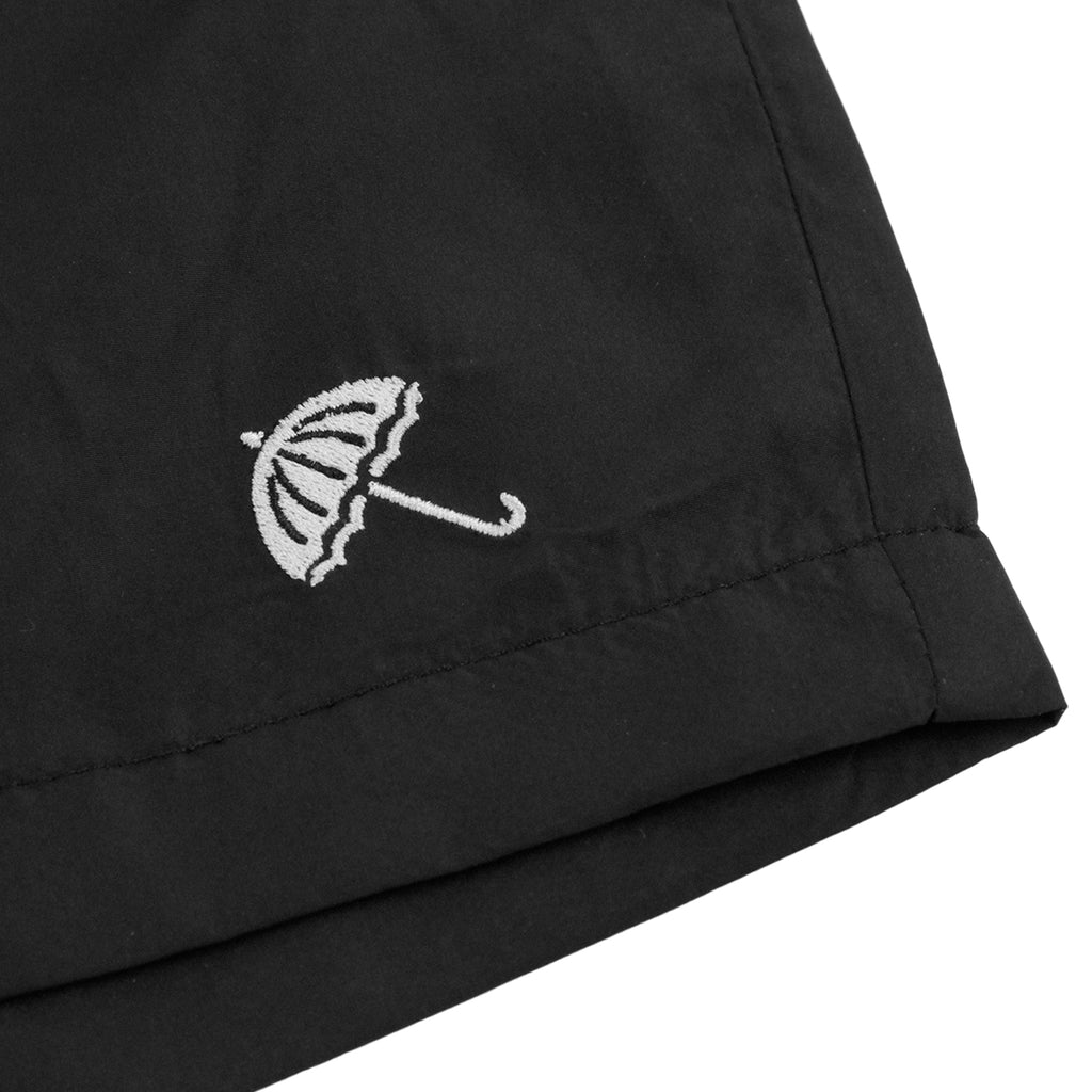 Helas Classic Short in Black - Embroidery