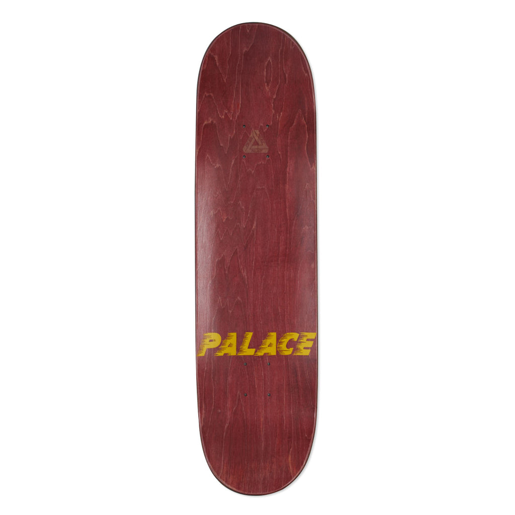 "Palace Bankhead Purple Deck in 8.4"" - Top"