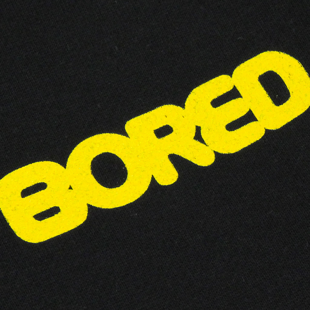 Bored of Southsea Bored Brigade Hoodie in Black - Print