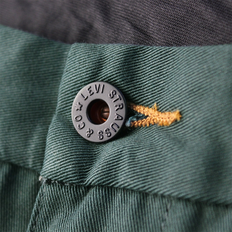 Levis Skateboarding Work Pant in Canopy - Button