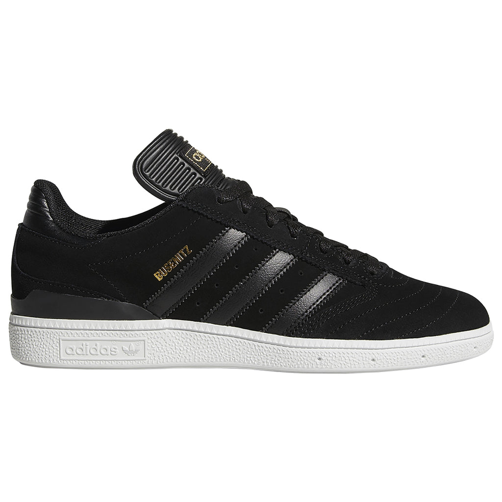 Adidas Busenitz Shoes in Core Black / Core Black / Footwear White