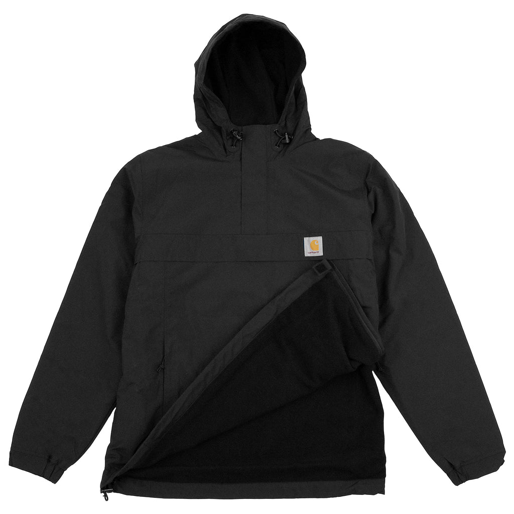Carhartt Nimbus Pullover in Black - Open