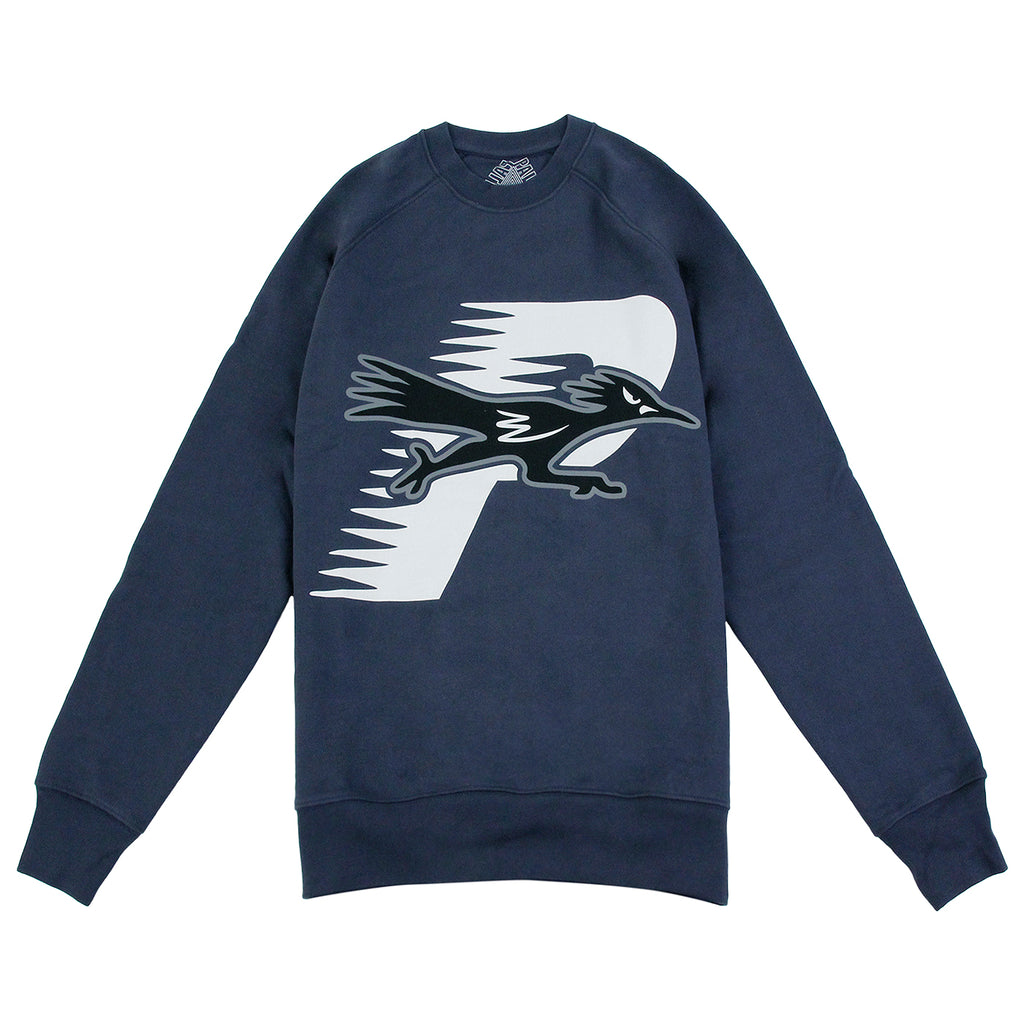 Palace Roadrunner Crew in Navy