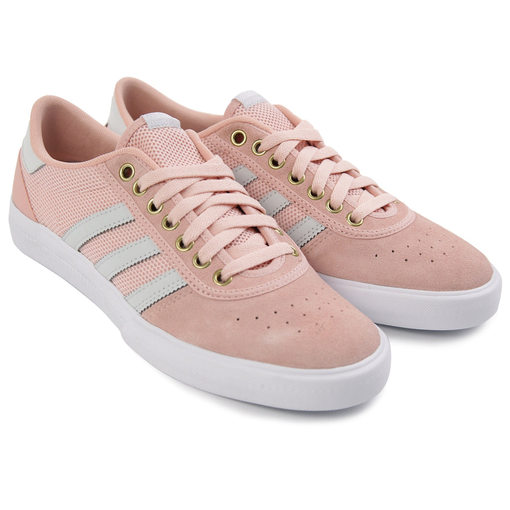Adidas Lucas Premiere Shoes in Vapour Pink / Grey / Footwear White - Pair