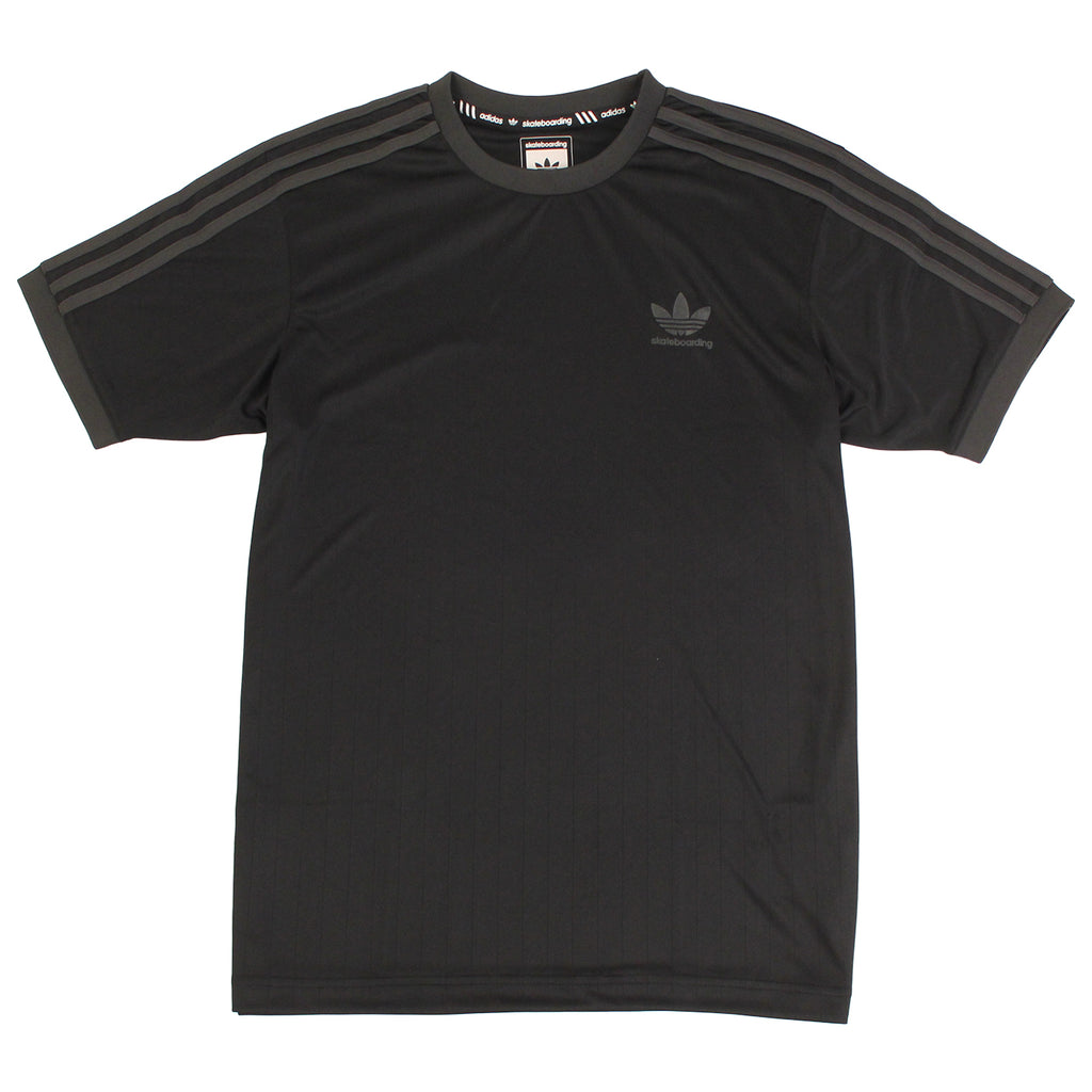 Adidas Skateboarding ADV Club Jersey in Black