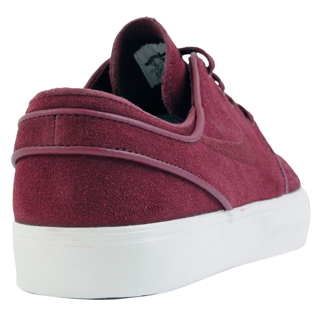 770aff8aa3fa Nike SB Stefan Janoski Elite Shoes in Night Maroon   Night Maroon -Ivory-Metallic