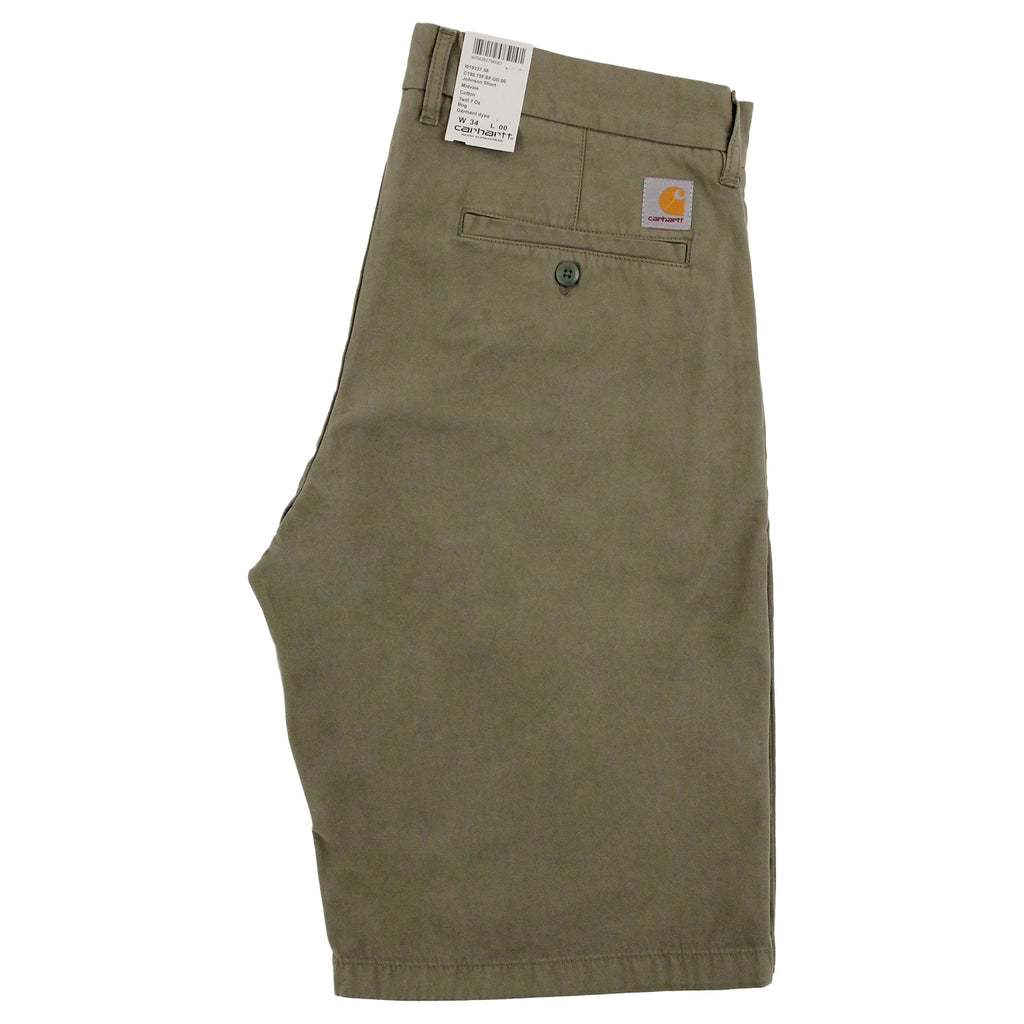 Carhartt WIP Johnson Short in Bog