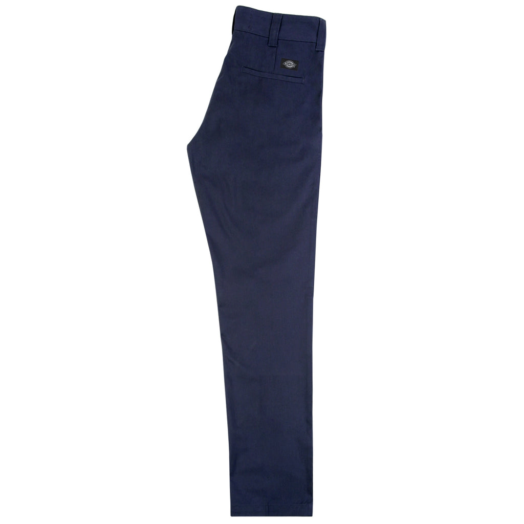 Dickies 894 Industrial Work Pant in Navy Blue - Leg