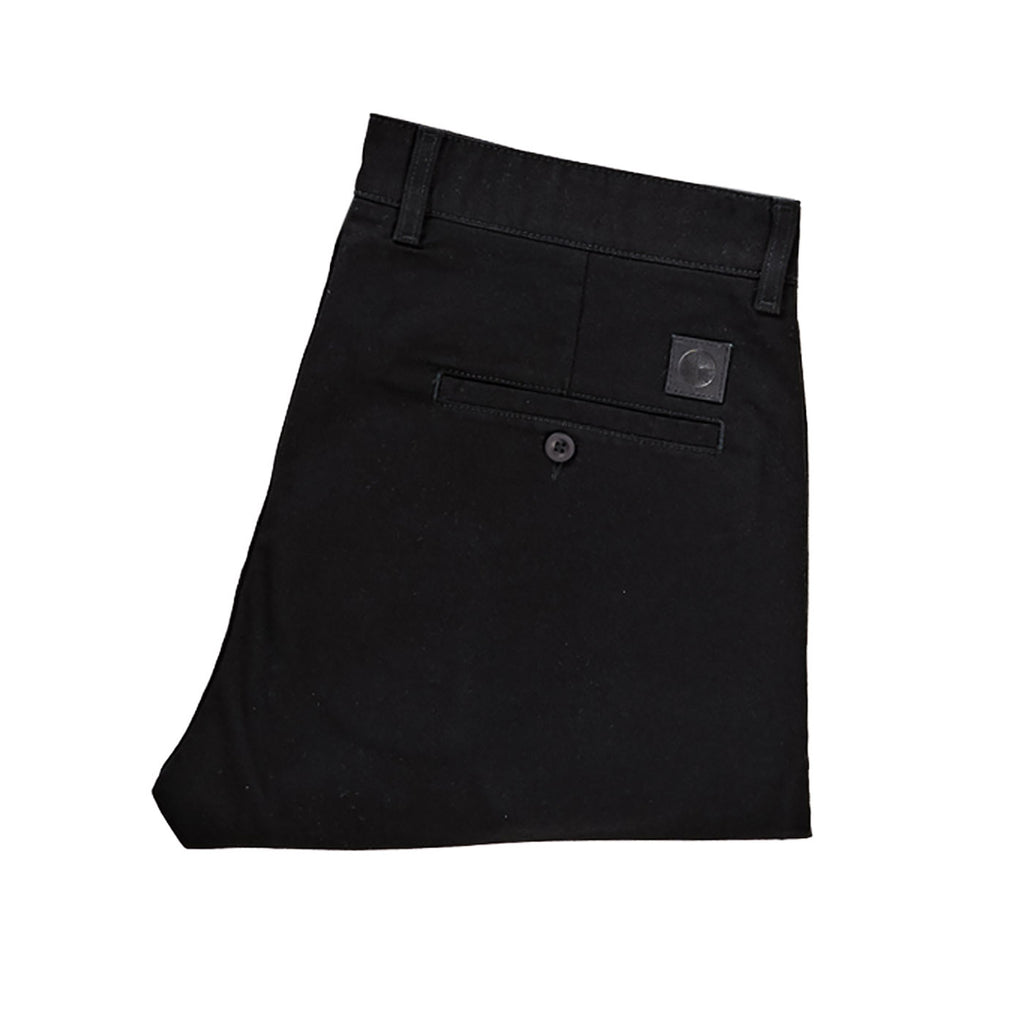 Polar Skate Co 90's Chino in Black - Folded