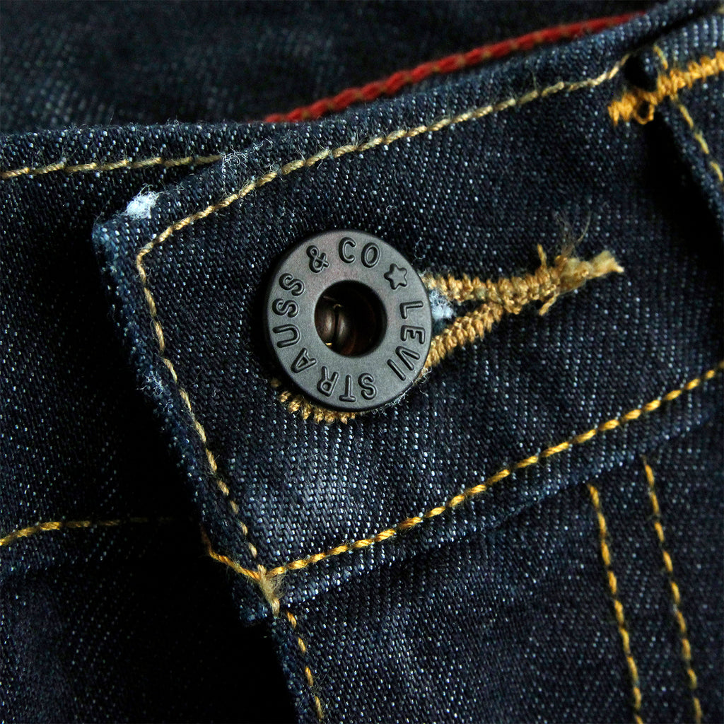 Levis Skateboarding 511 Slim Jeans in Soma - Button