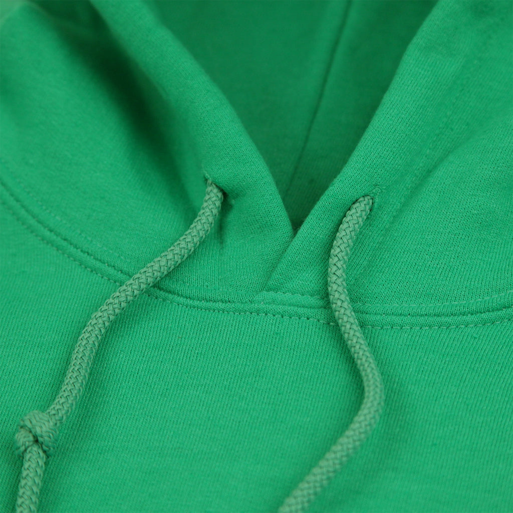 Call Me 917 Really Sorry Hoodie in Green - Drawstrings