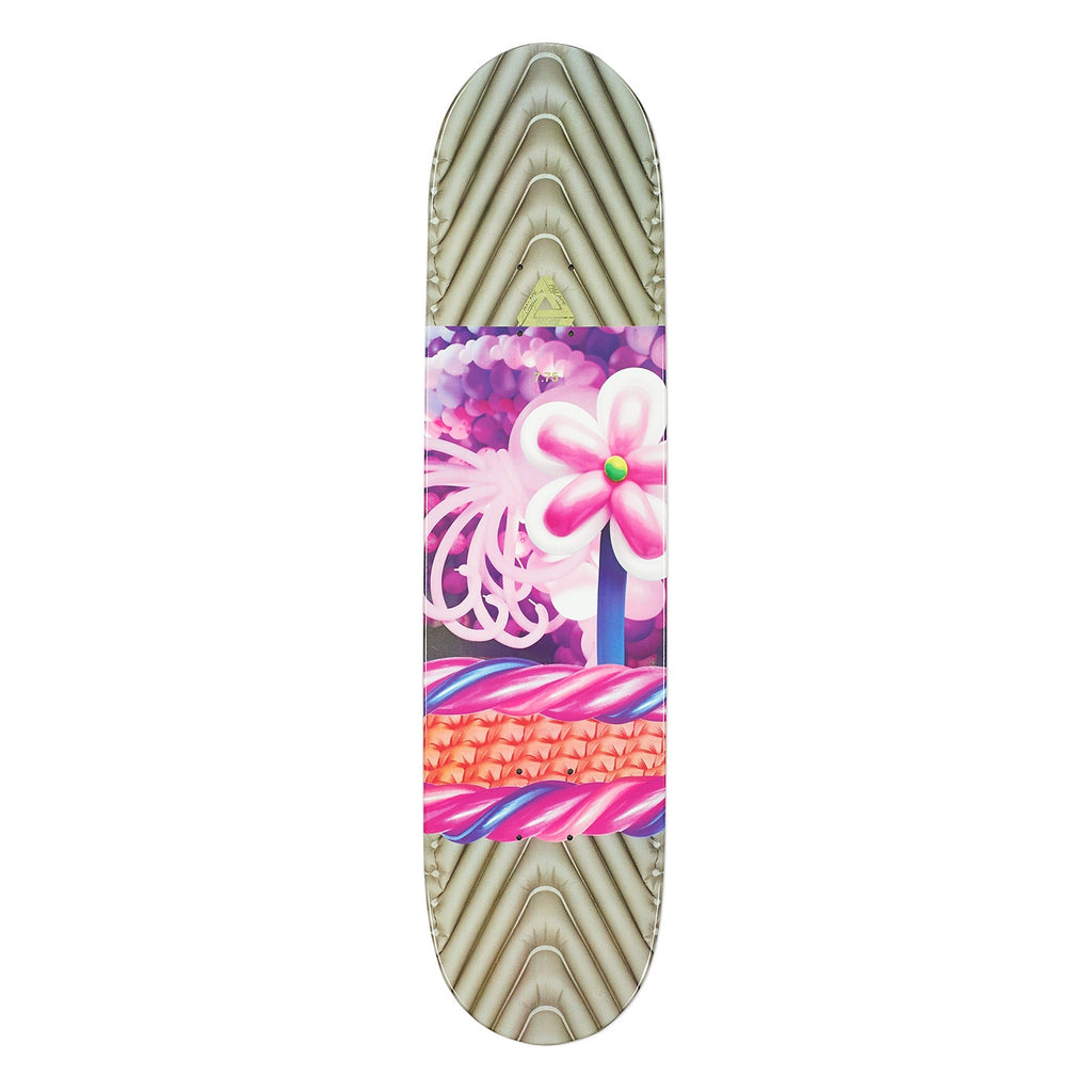 "Palace Todd Pro S13 Skateboard Deck in 7.75"" - Top"
