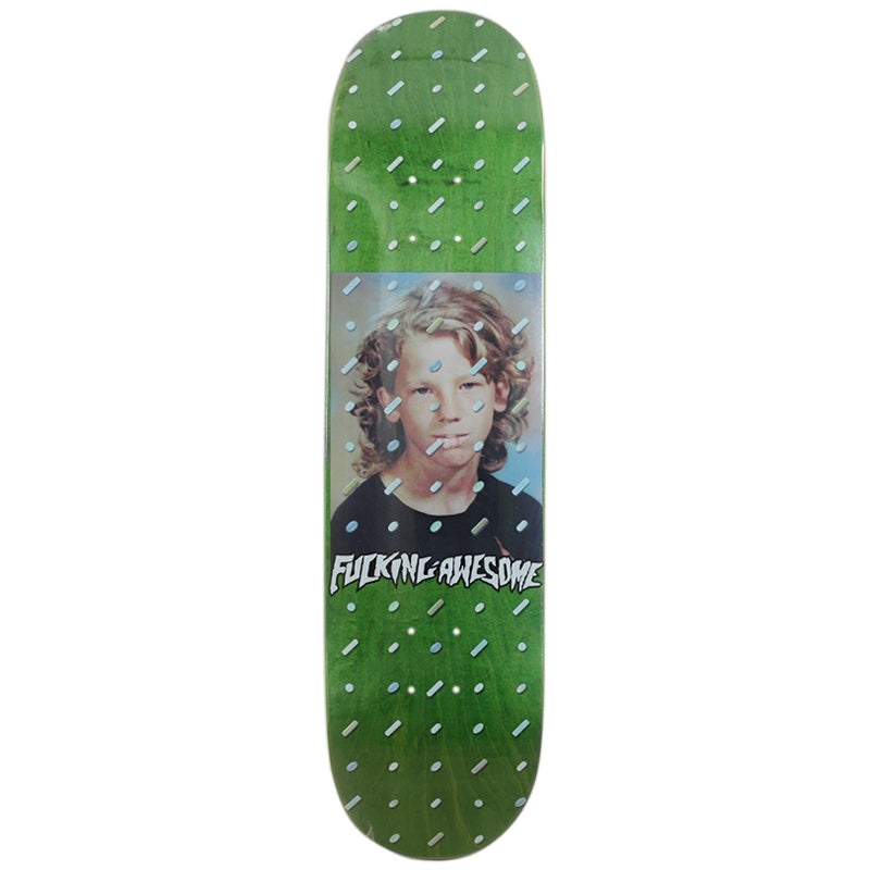 Fucking Awesome Dills Pills Deck in 8.125""