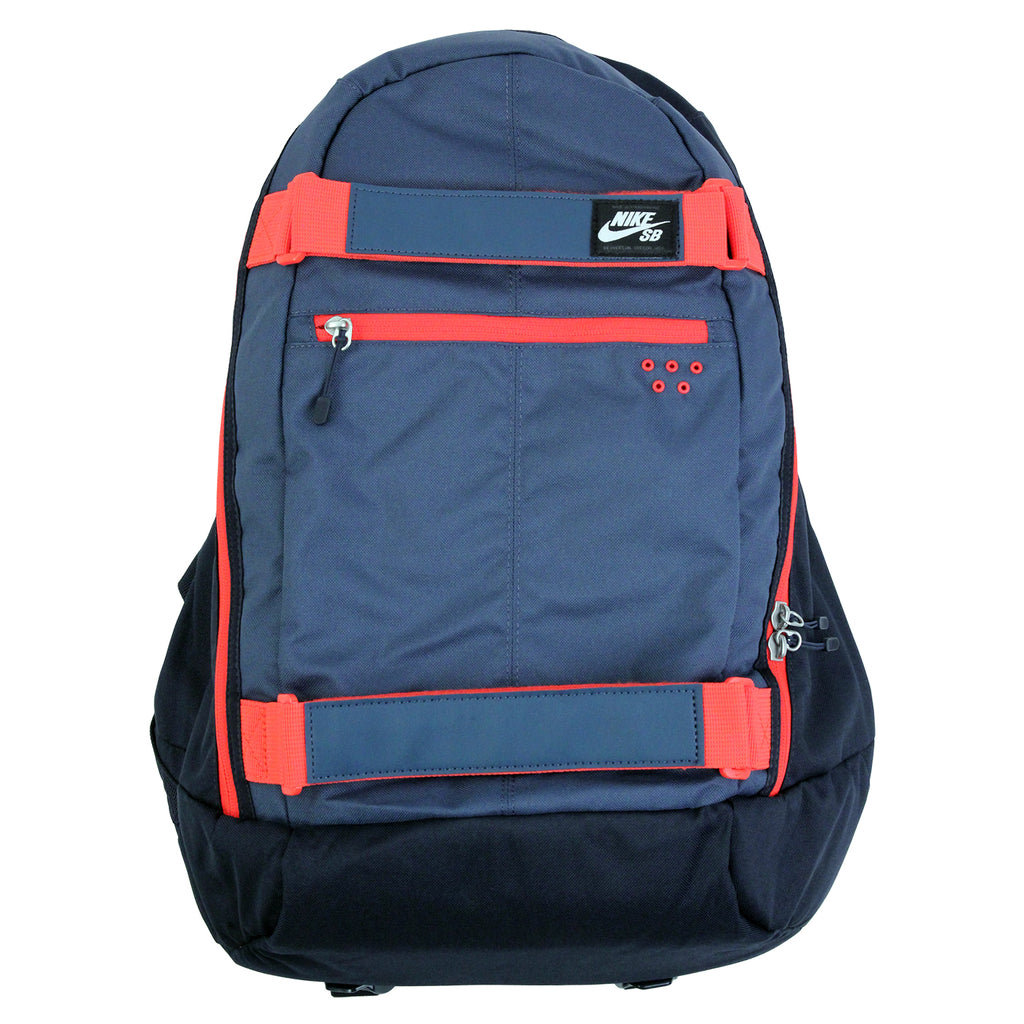 Nike SB Embarca Backpack in Squadron Blue / Dark Obsidian / Light Crimson