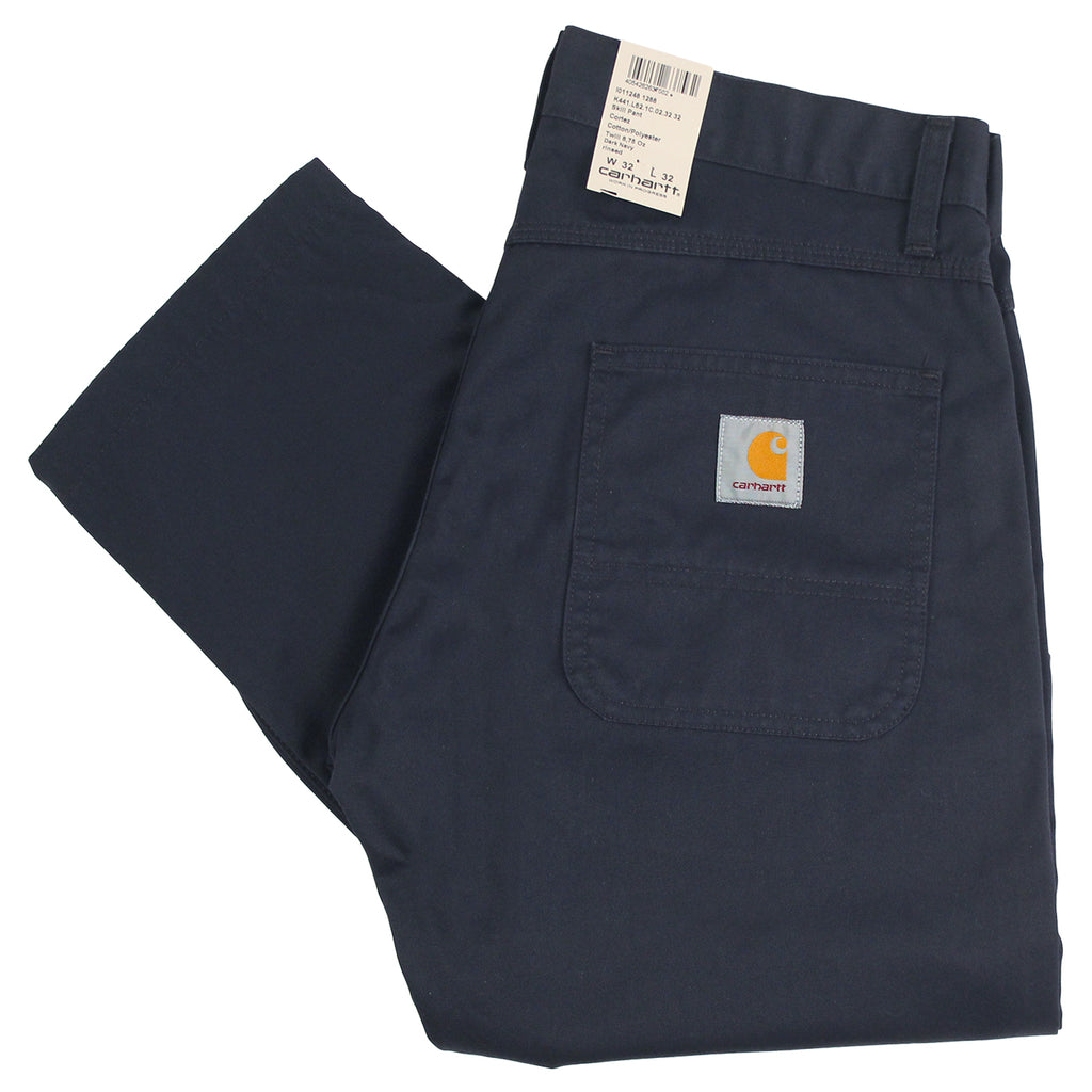 Carhartt Skill Pant in Dark Navy