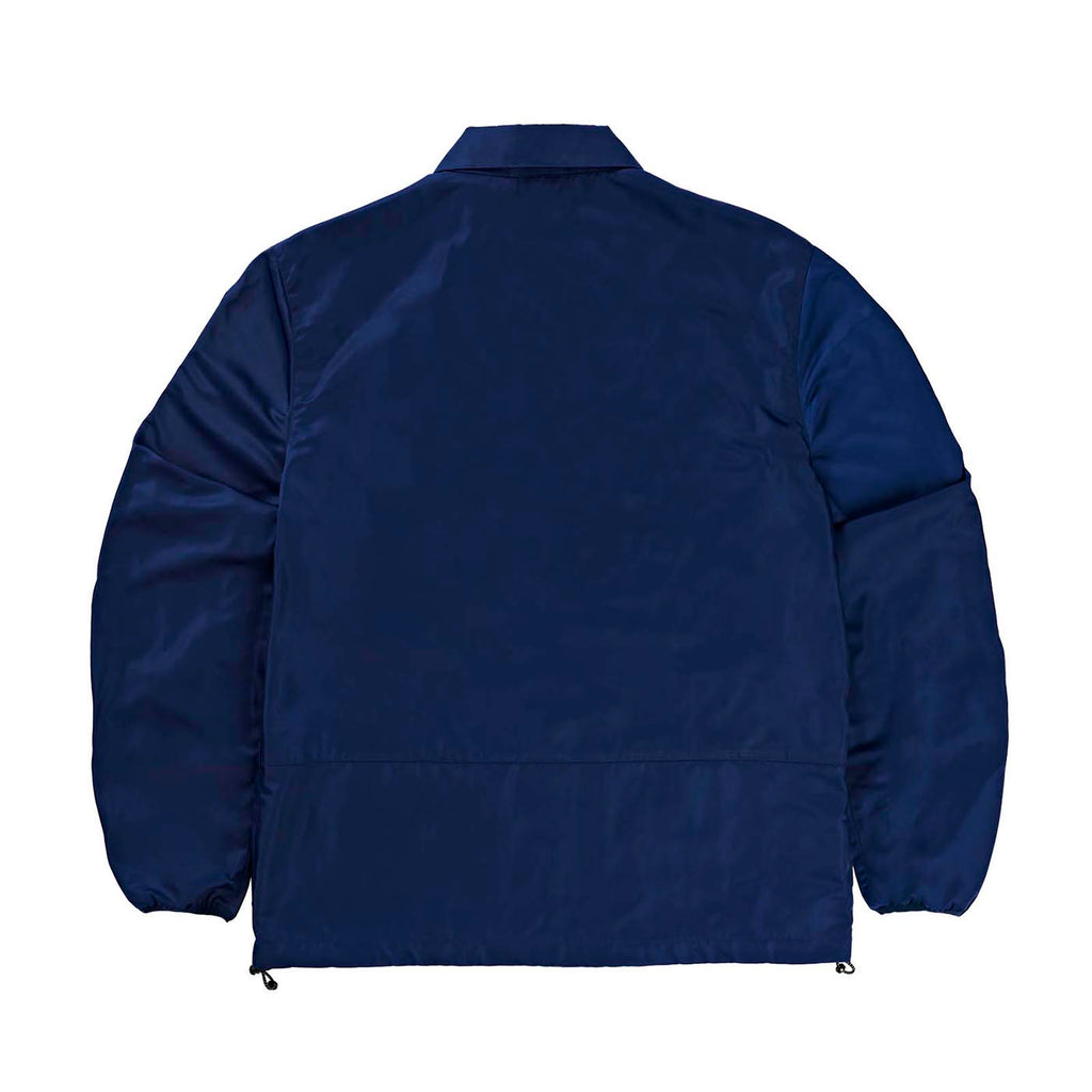 Polar Skate Co Coach Jacket in Navy - Back