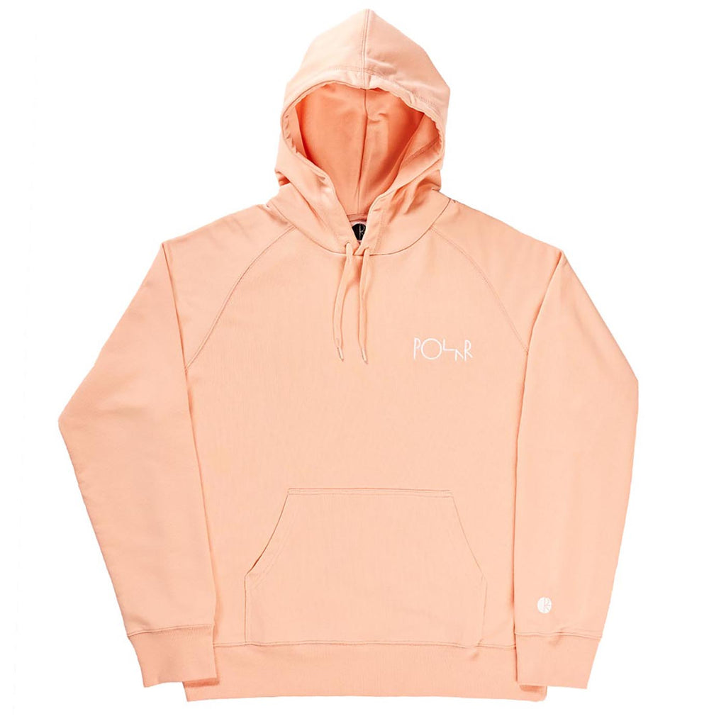 Polar Skate Co Default Hoodie in Peach