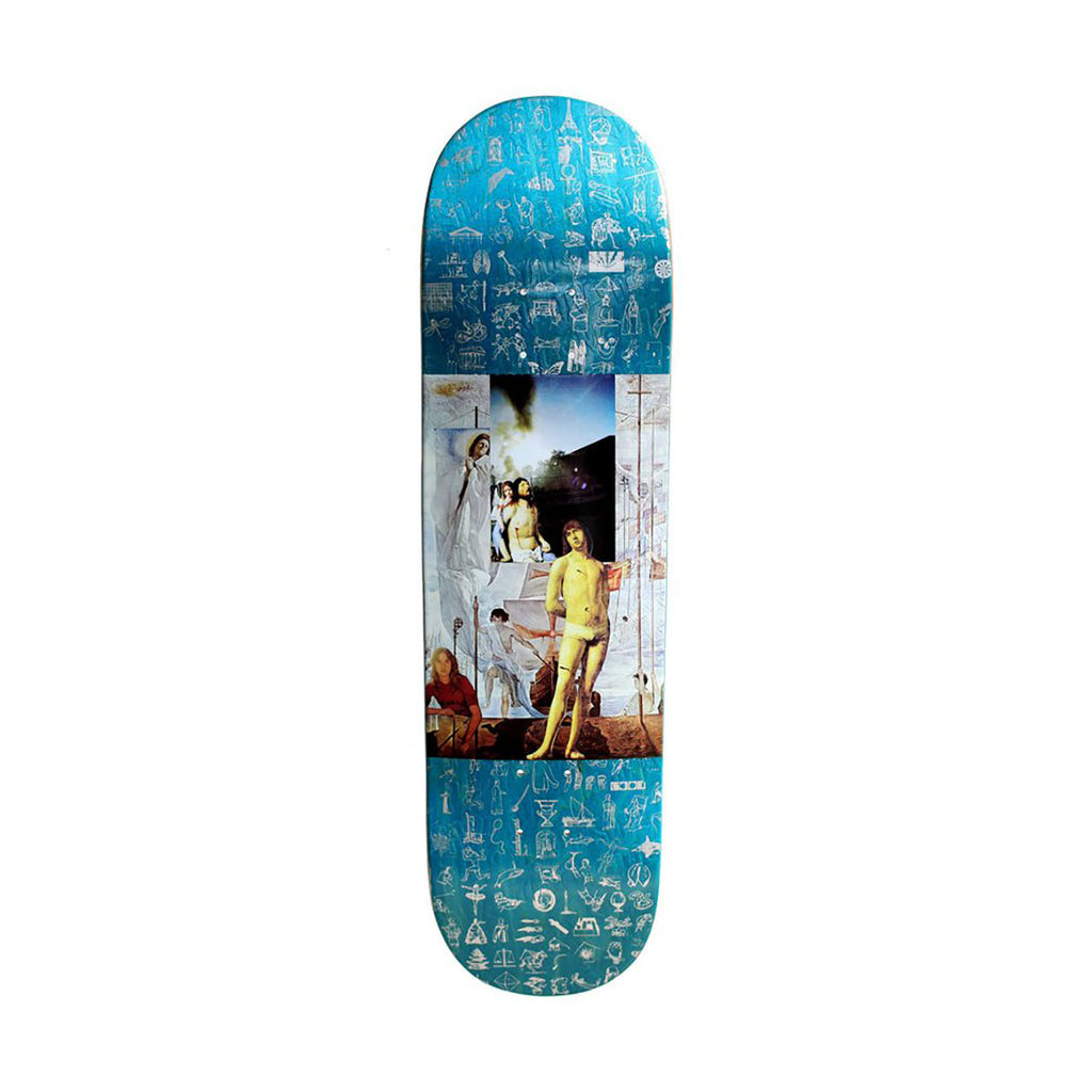 Fucking Awesome San Sebastian Skateboard Deck in 8.5""