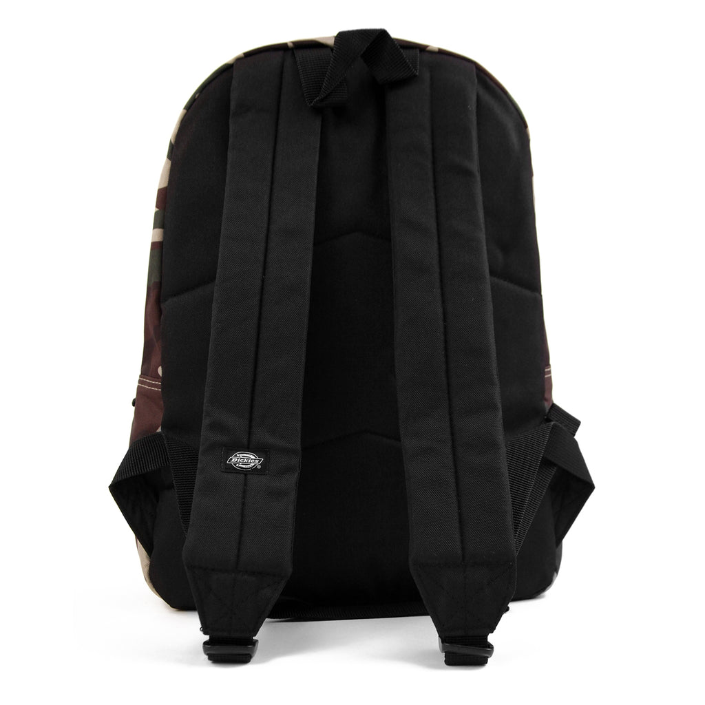Dickies Indianapolis Backpack in Camouflage - Back