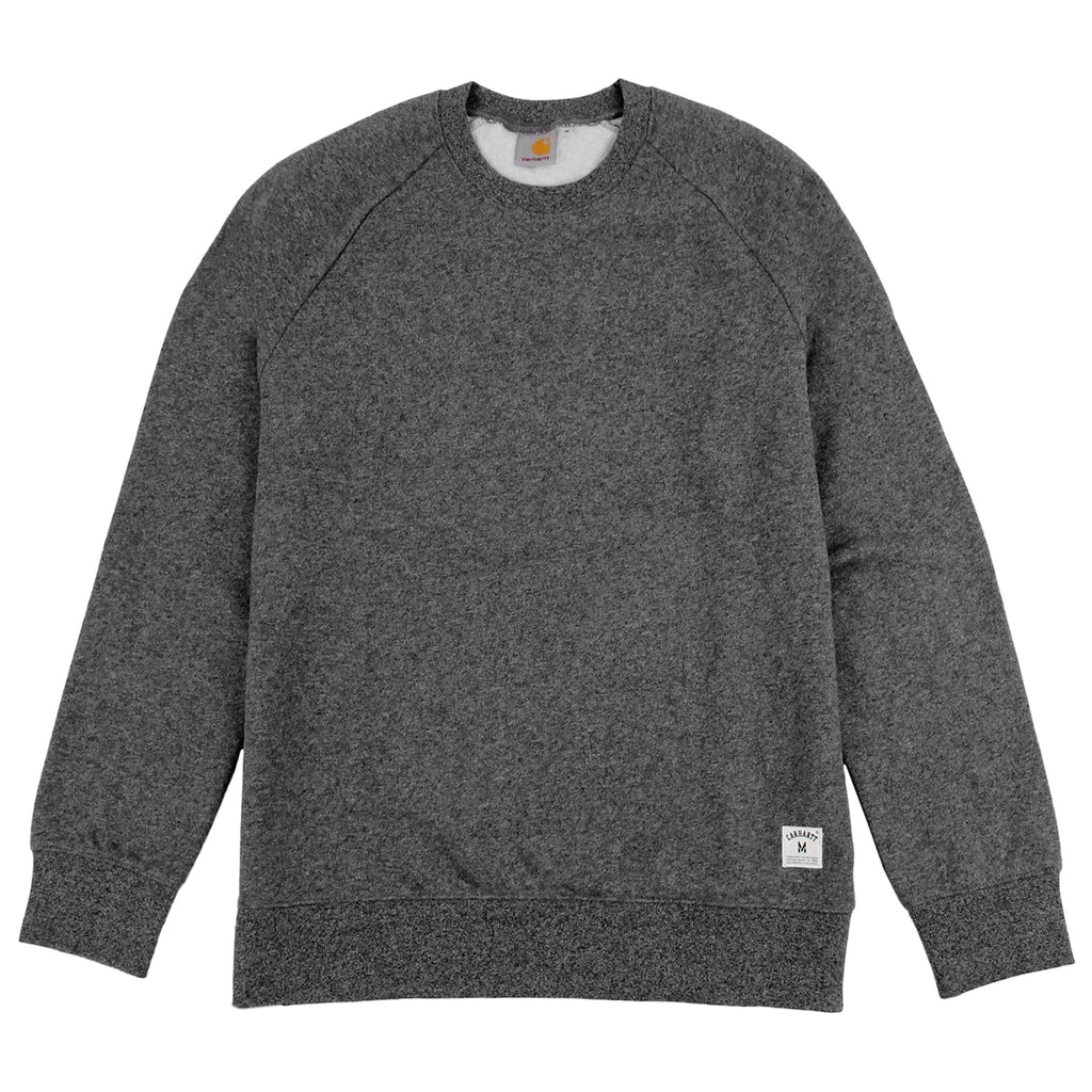 Carhartt Holbrook Sweatshirt in Black Noise