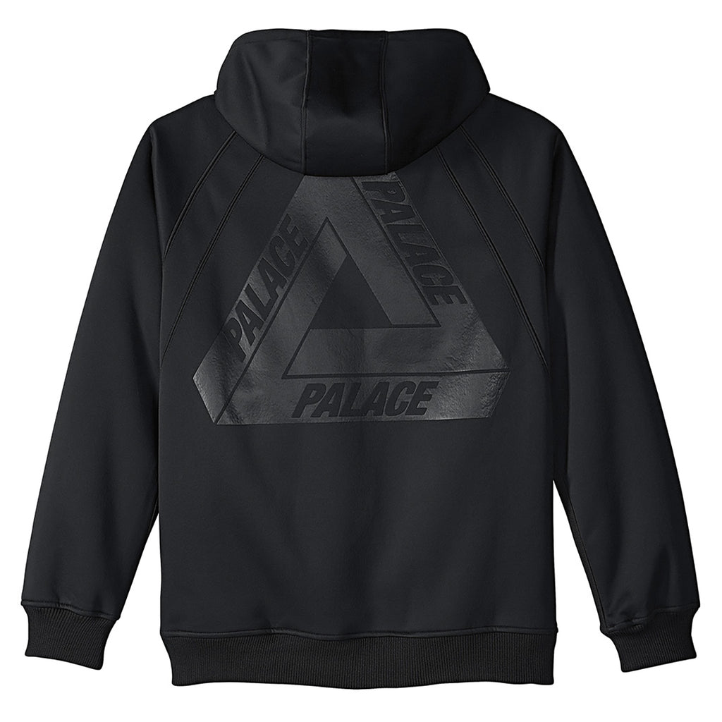 Palace x Adidas Neoprene Hoody in Black