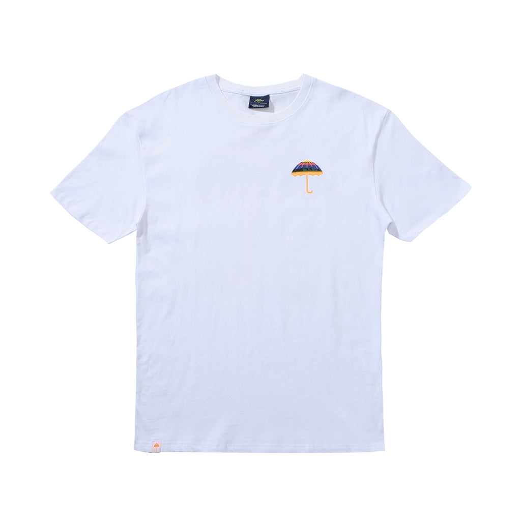 Helas UMB Source T Shirt in White - Detail
