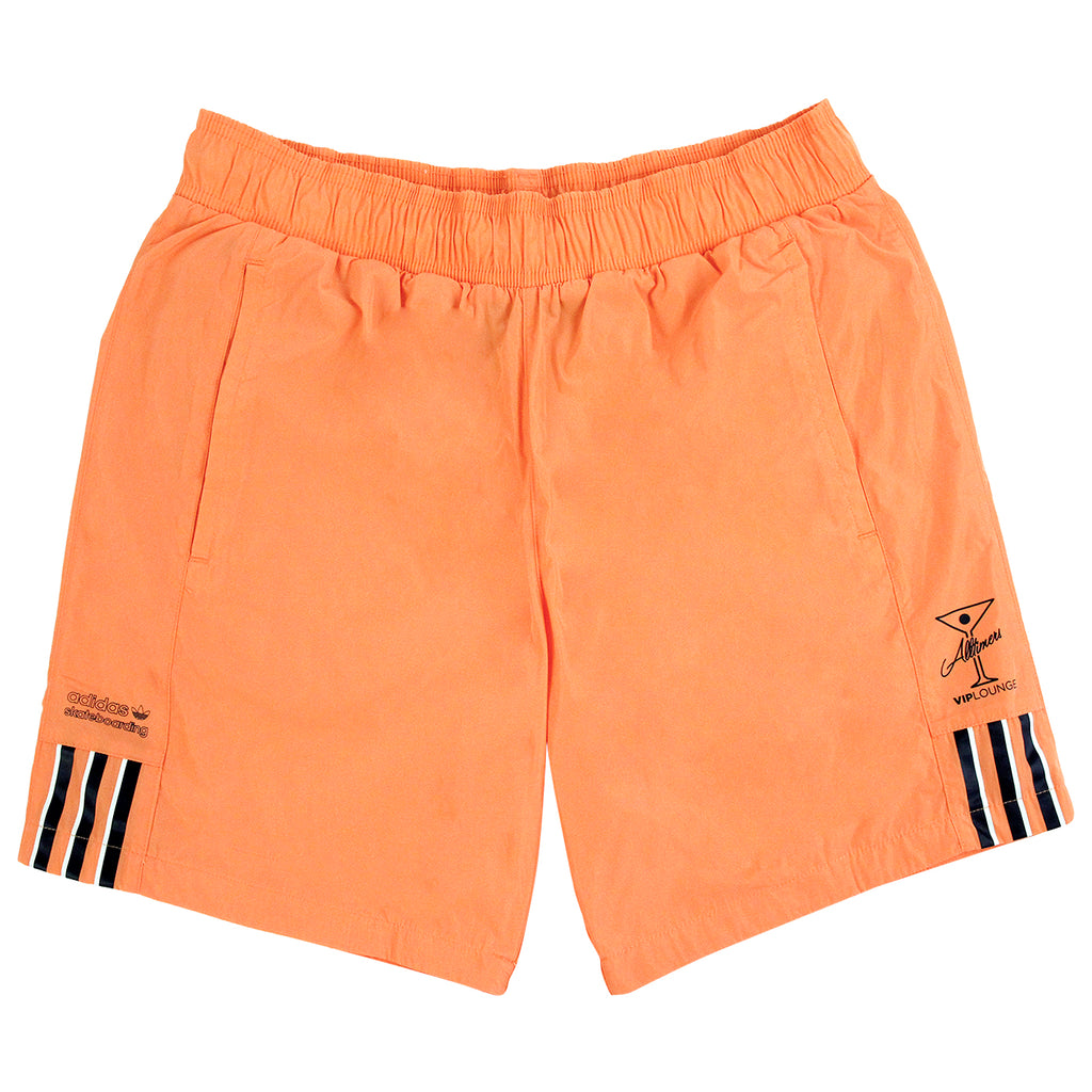 Adidas Skateboarding x Alltimers Shorts in St. Tropic Melon