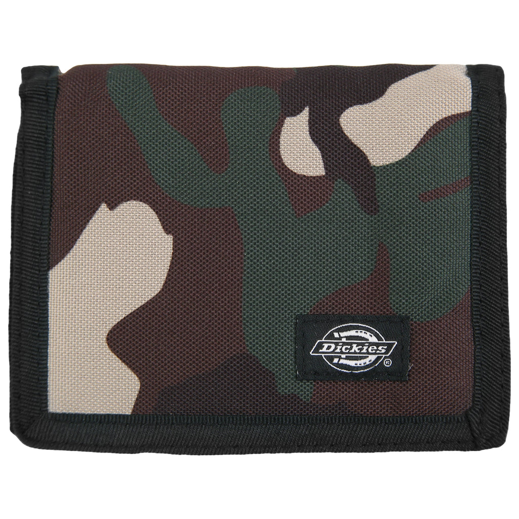 Dickies Crescent Bay Wallet in Camouflage