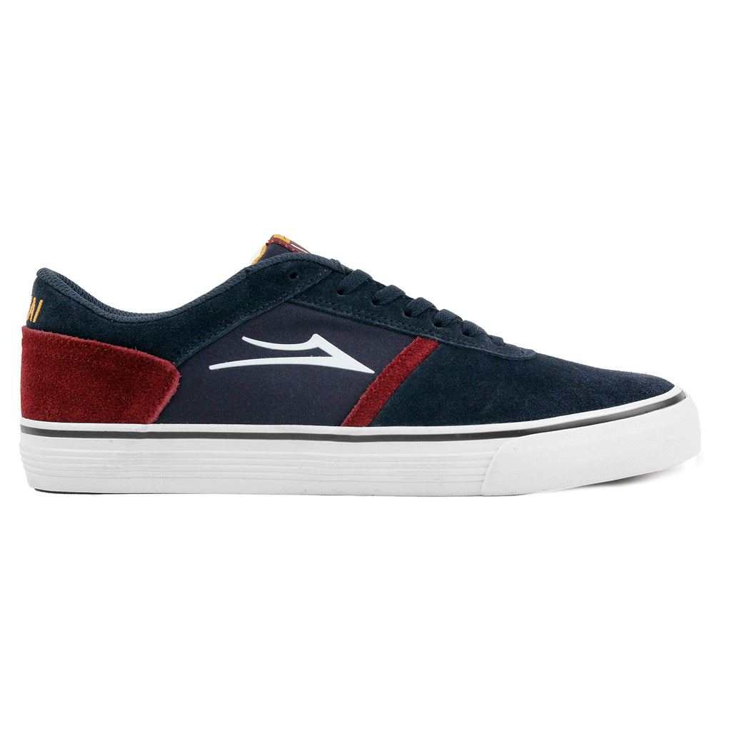 Lakai Vincent Shoes in Midnight Suede
