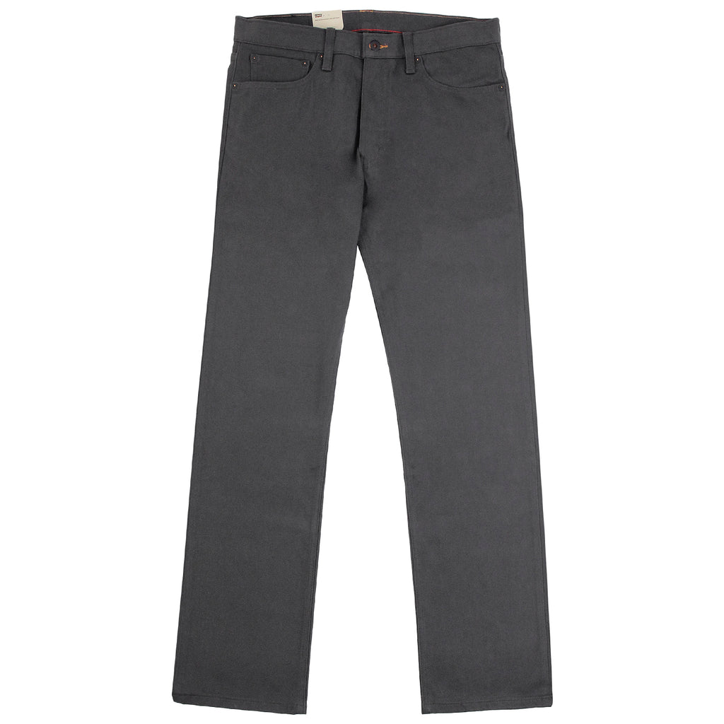 Levi's Skateboarding Collection 504 Straight Jeans in Bull Denim - Legs