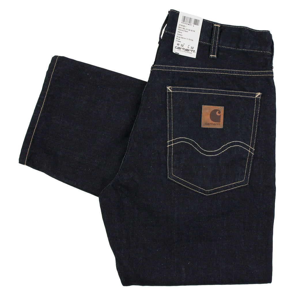Carhartt Marlow Pant Jeans in Blue Rinsed
