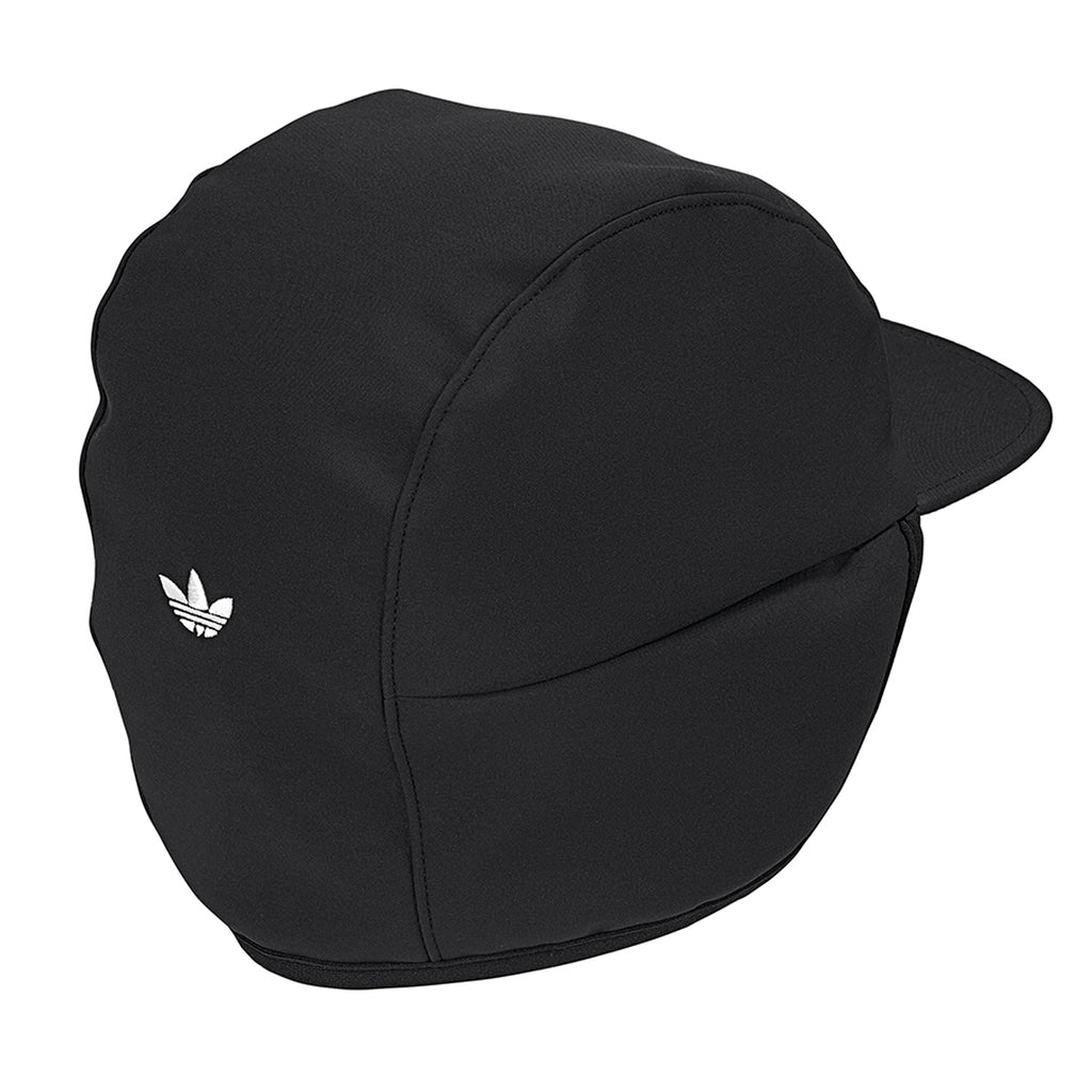 Palace x Adidas Palace Cap in Black - Back