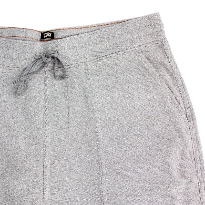 Levi's Skateboarding Collection Fleece Sweatpant in Monument Heather - Open