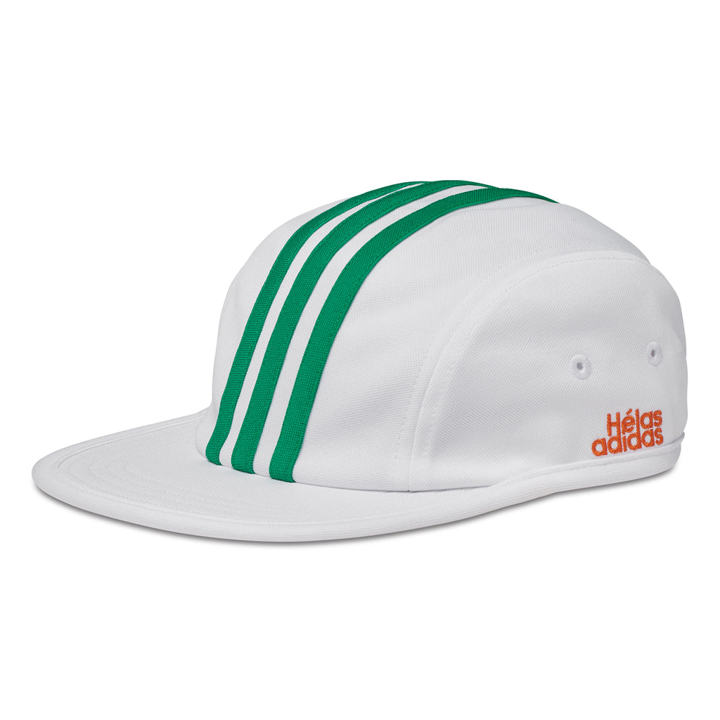 Adidas x Helas 4 Panel Cap in White