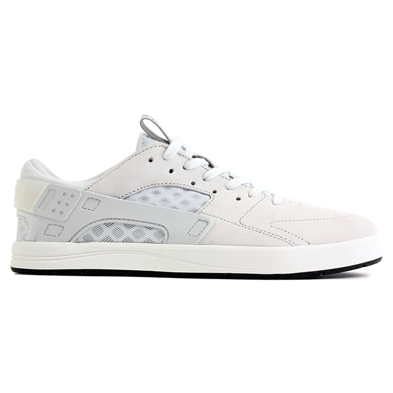 Nike SB Eric Koston Huarache Shoes in Summit White / Pure Platinum / Black