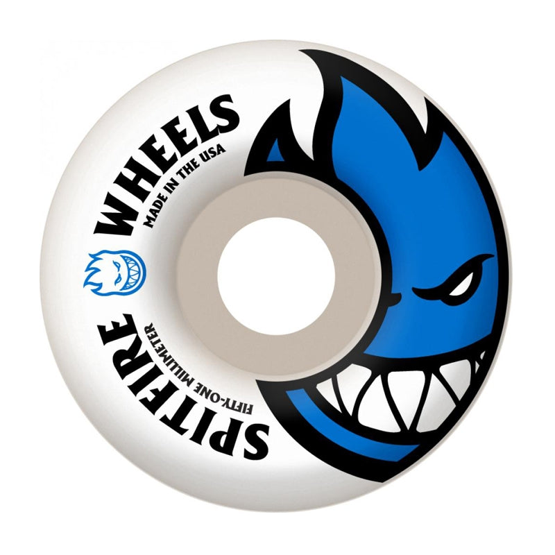 Spitfire Wheels Bighead Skateboard Wheels in 51mm