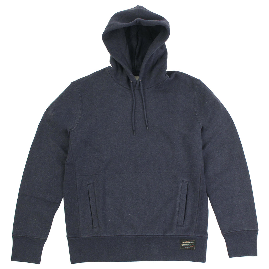 Levi's Skateboarding Collection Hoodie in Dark Navy